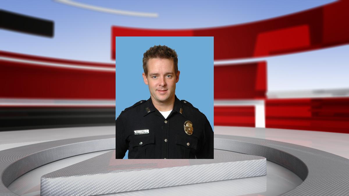 LMPD Sgt. Jonathan Mattingly