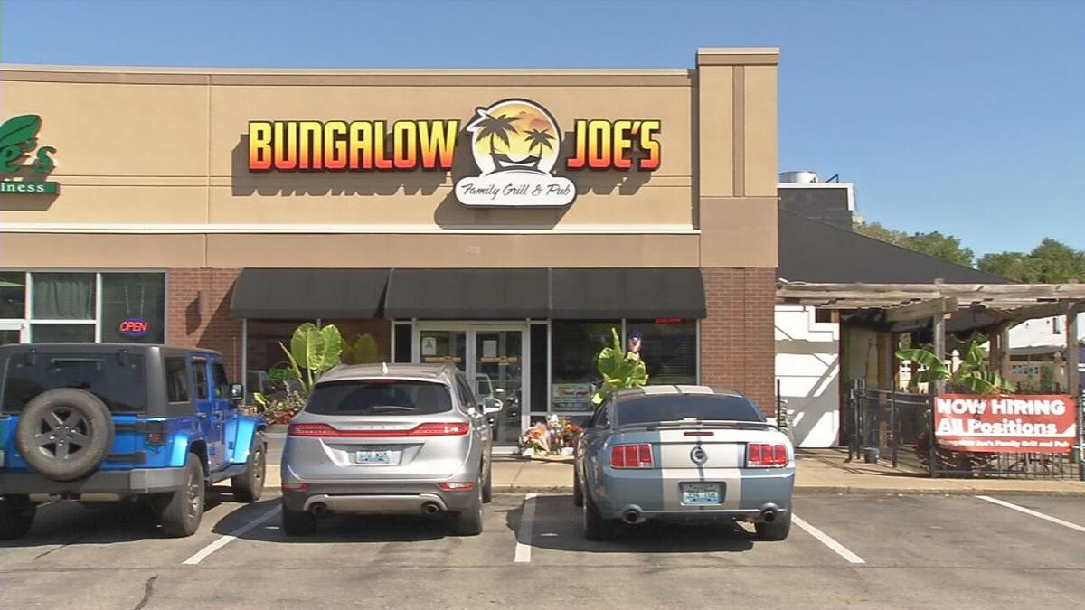 Bungalow Joe's Bar and Grill