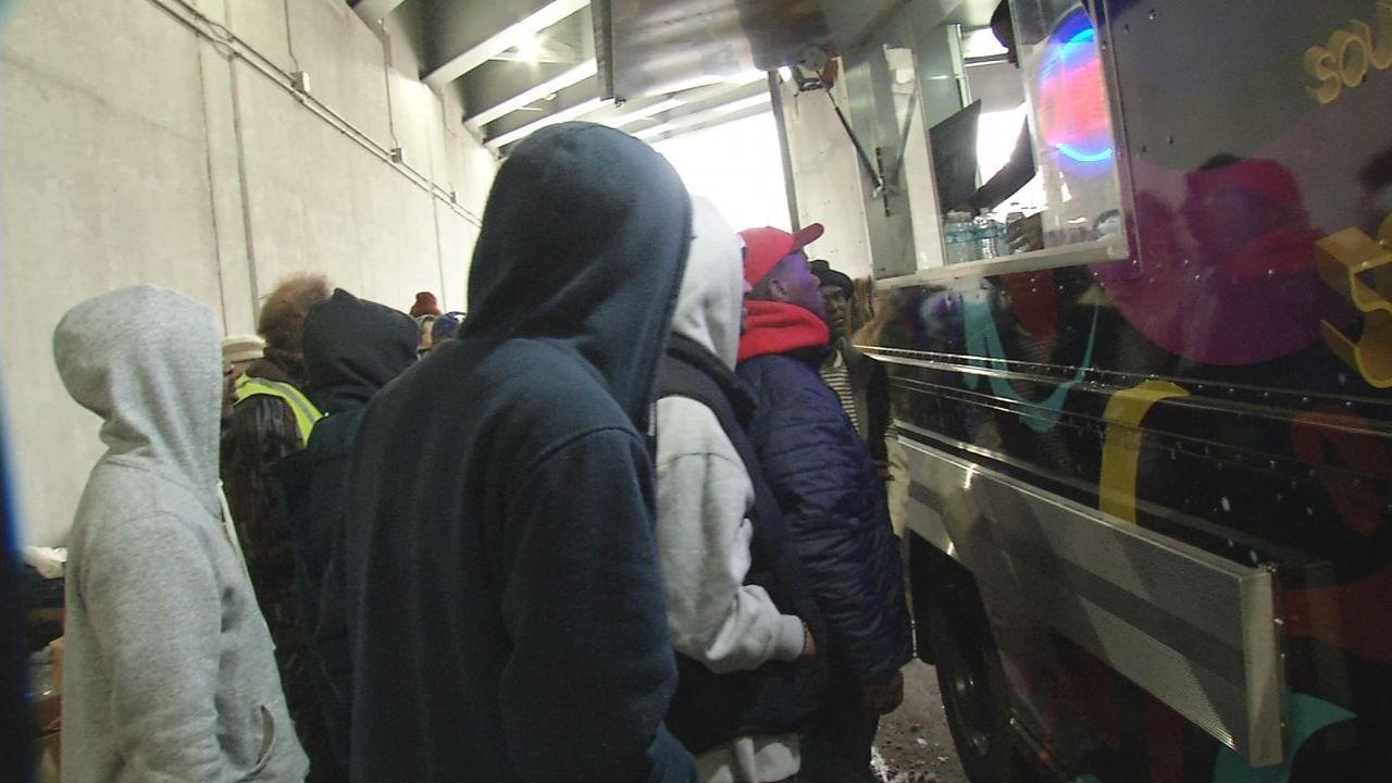New food truck brings soul, hope to Louisville's homeless