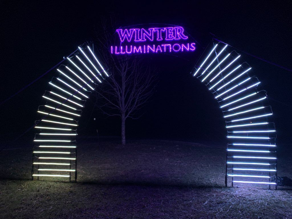 Winter Illumination Trail KK
