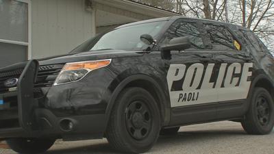 Paoli Police Cruiser
