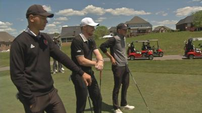 Veteran Cardinals look to put things together at NCAA regional