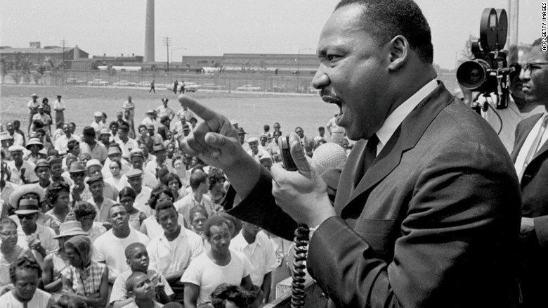 Secret Martin Luther King document included in JFK file release