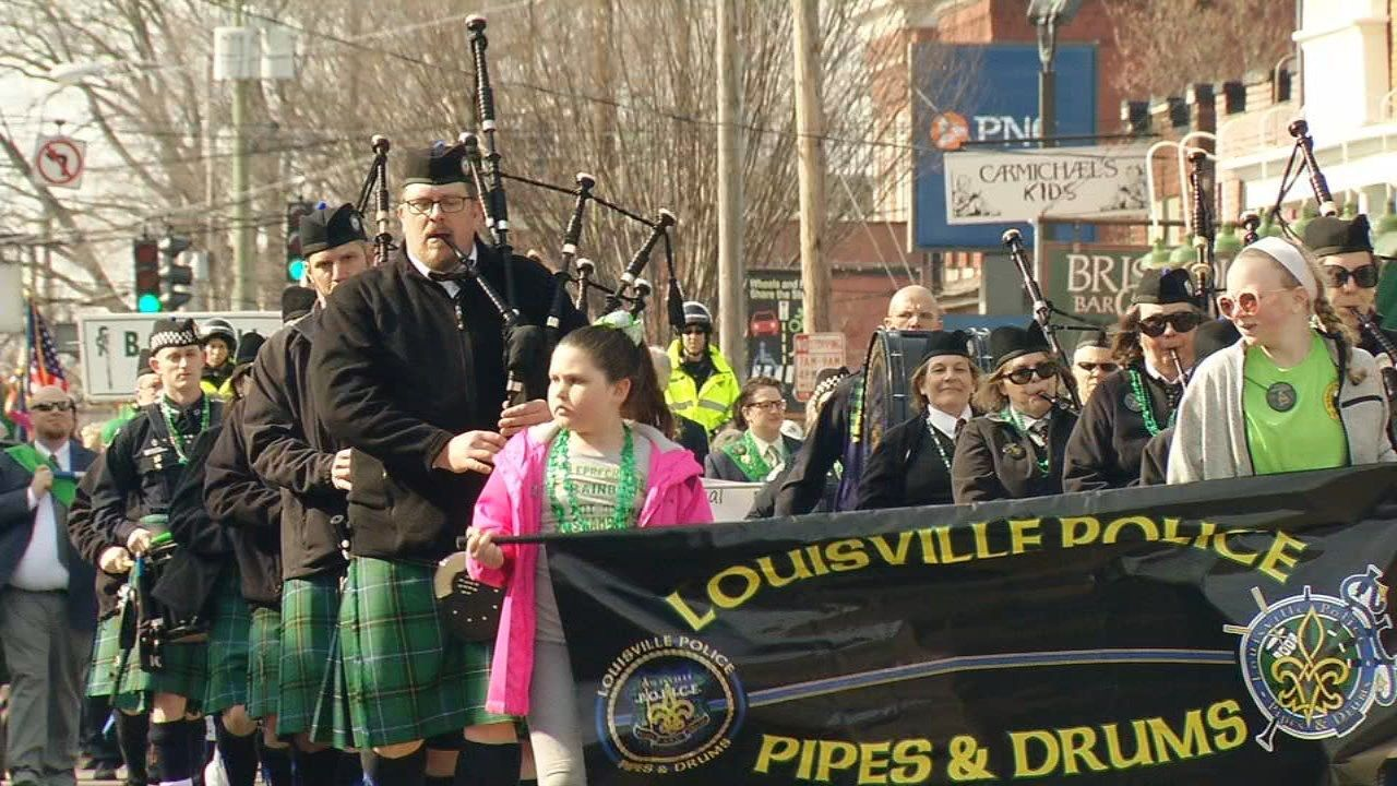 Louisville St . Patrick Parade postponed to a later date due to coronavirus concerns