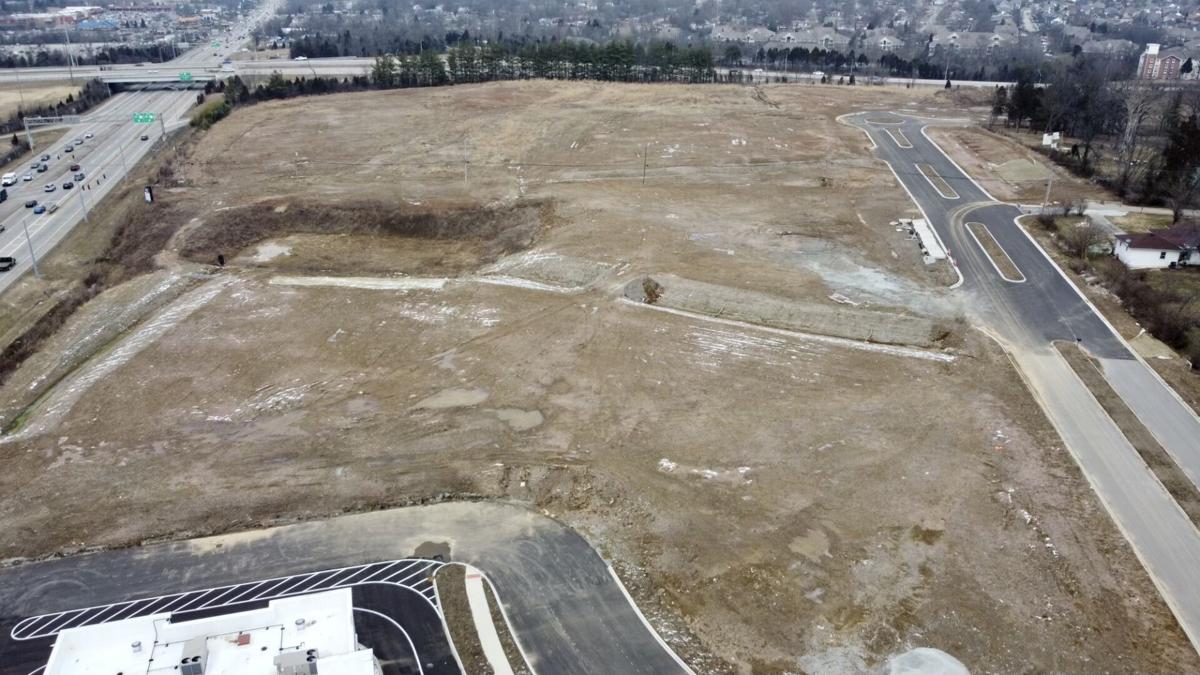 SouthPointe Commons drone 1-11-21