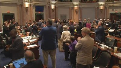 Ky. General Assembly adjourns 2018 session with rebuke of Gov. Bevin