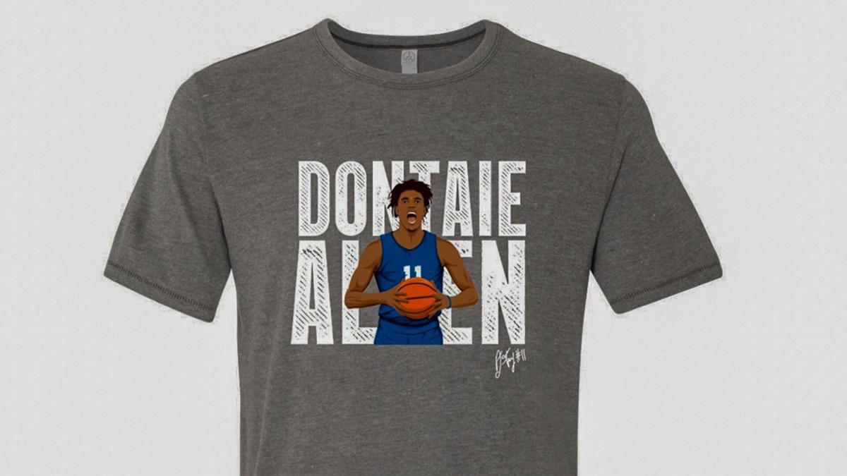 Dontaie Allen T-shirt