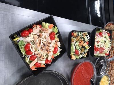 Derby City Pizza Salads