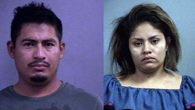 Arkansas pair accused of transporting 22 pounds of meth to Louisville