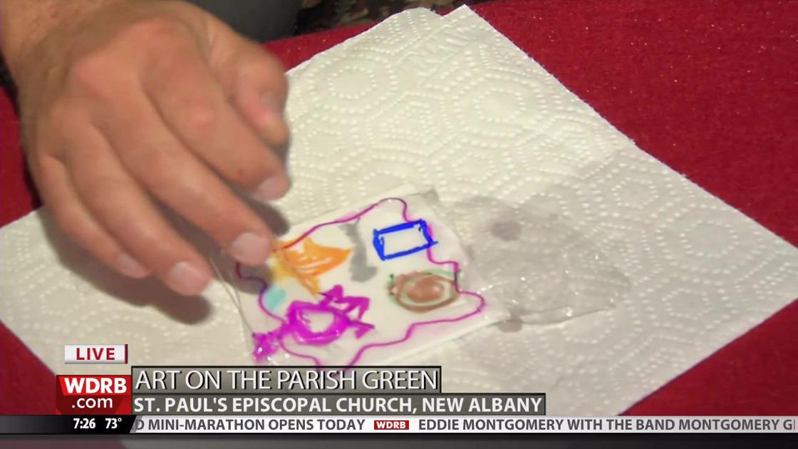 Arts and crafts for the whole family | Keith Kaiser | wdrb com