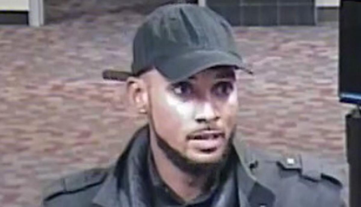 Oct. 31, 2019 BB&T theft suspect - LMPD