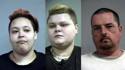 Trial to begin for 3 people accused of killing Louisville woman by throwing rock at her
