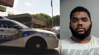 Suspect arrested after juvenile grazed by bullet at Taylor Blvd. McDonald's