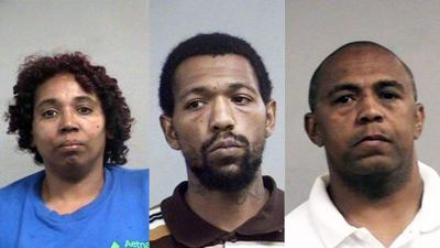 Louisville suspects accused of attacking woman in home; stealing baby clothes