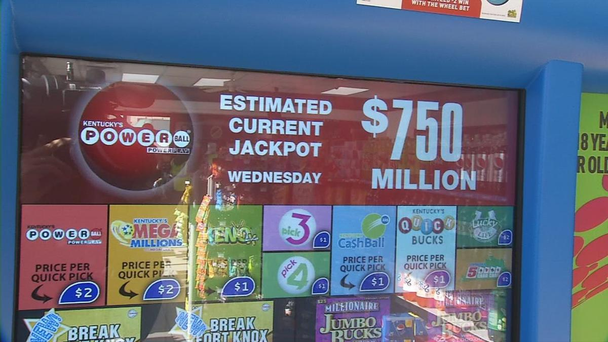 Check Your Tickets Here Are The Powerball Numbers For The 768 Million Jackpot News Wdrb Com