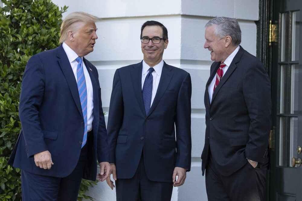 VIRUS AID TALKS - TRUMP - MNUCHIN - AP 7-29-2020.jpeg