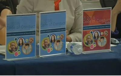 JCPS says it is 'crunched for time' on making changes to code of conduct