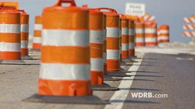 Newburg Road reopens after cooking oil spill