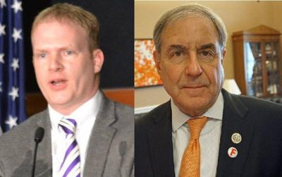 Tweet by GOP candidate for Ky. Secretary of State implies threat to Rep. John Yarmuth