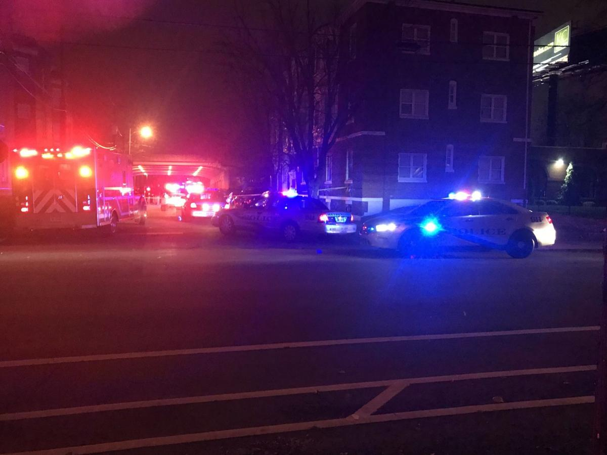 Woman dead after Old Louisville shooting