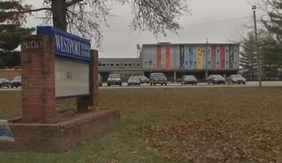Westport Middle student suspended after bringing weapon to school
