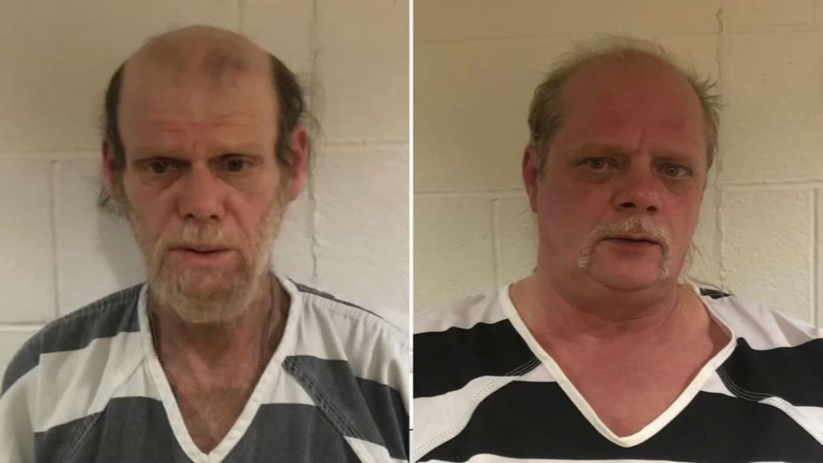Larry McHugh and LeRoy Kalb via Paoli Police