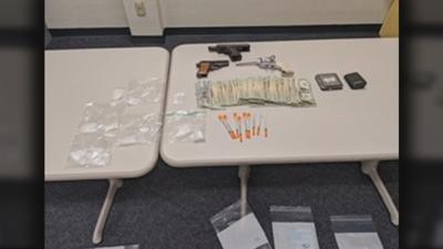 Washington County Drug Seizure