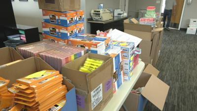Scott Co. District 2 school supplies