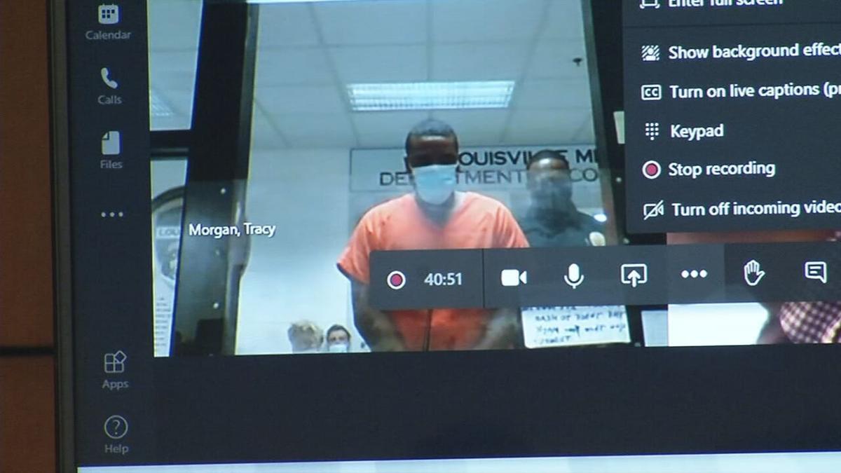 Michael Rhynes - Sept. 21, 2020 arraignment