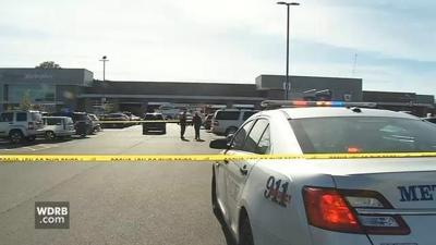 Man arrested after 2 people are shot and killed at Jeffersontown Kroger