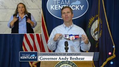 Gov. Andy Beshear, Aug. 27, 2020