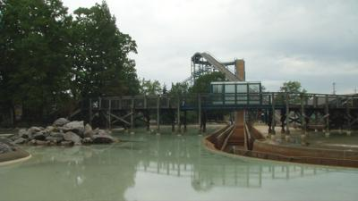 State inspectors investigating water ride at Kentucky Kingdom