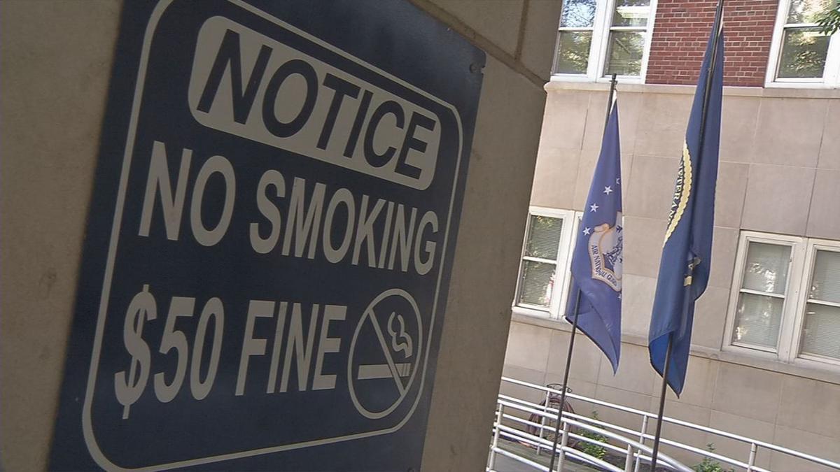 VA Smoking Ban