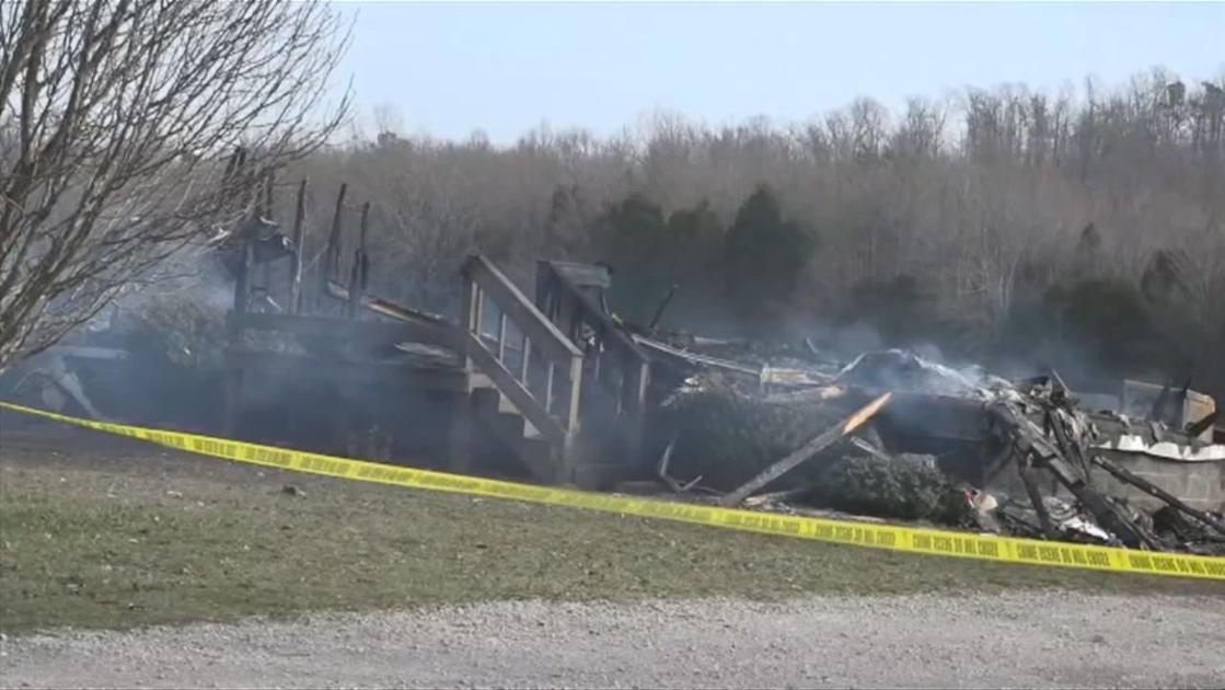 Mother, 6-year-old daughter die in Edmonson County house fire
