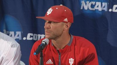 Indiana falls 8-7 in its NCAA baseball opener to Illinois State