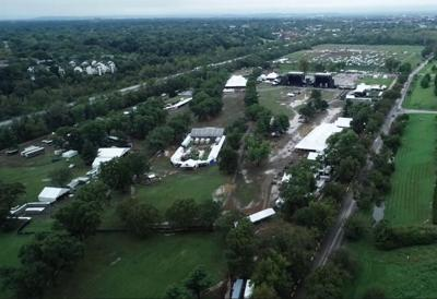 IMAGES | Second day of Bourbon & Beyond Festival canceled because of weather conditions