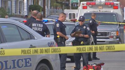 LMPD crime scene generic