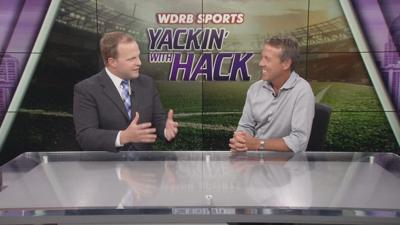 John Hackworth Yackin' with Hack