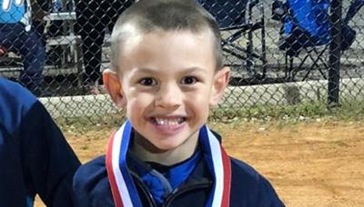 Georgia 6-year-old dies after collapsing during baseball team