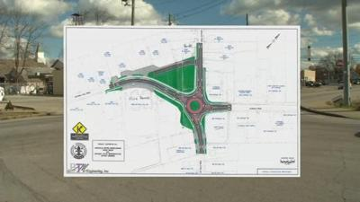 Roundabout ing to busy Fairdale intersection News