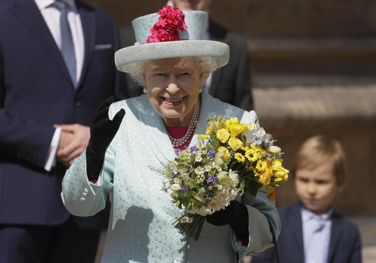 Queen Elizabeth celebrates 93rd birthday