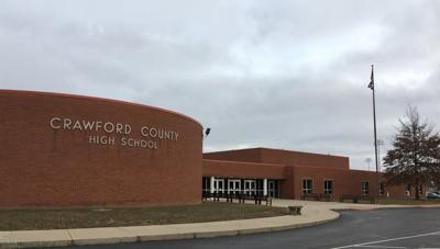 Crawford County Schools delayed Tuesday after threat against high