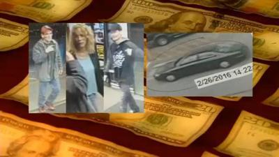 Bardstown Police searching for 3 people suspected of using fake