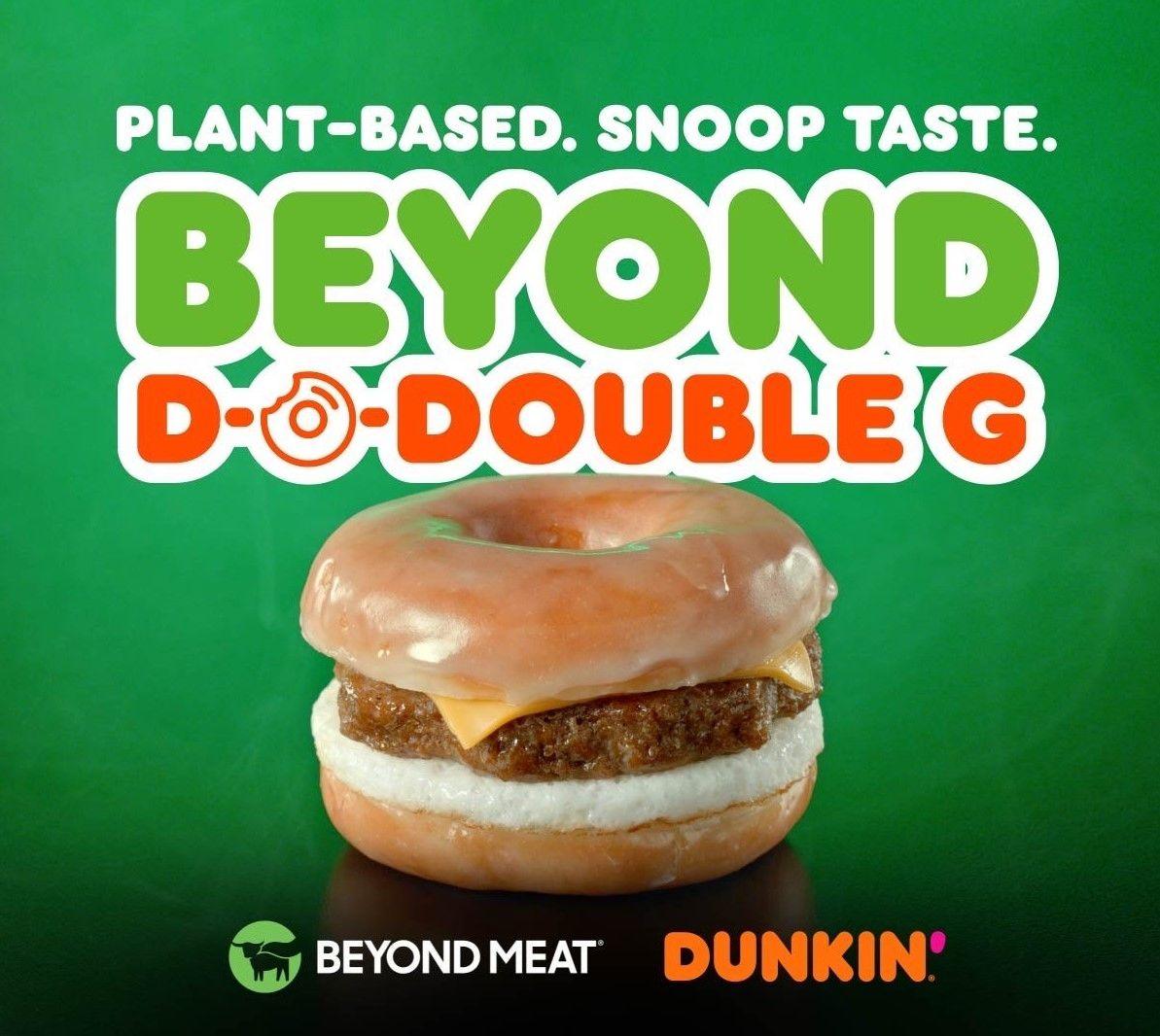 Dunkin' Beyond D-O-Double G