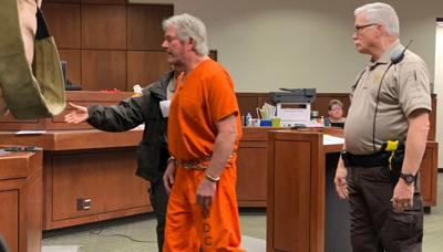 Roger Burdette in court 1-7-19