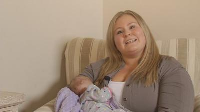 Breastfeeding mother told to cover up by St. Matthews restaurant manager