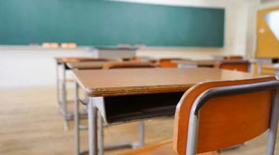 Generic school desks