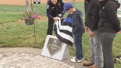 Mengedoht baseball field memorial