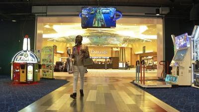 Round1 Entertainment in Jefferson Mall