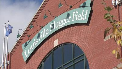 Louisville's Slugger Field voted best Triple-A ballpark in America
